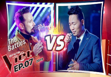 David Bryan & Hoài Nam - I'm Not The Only One   The Battles Episode 7  The Voice Vietnam 2019